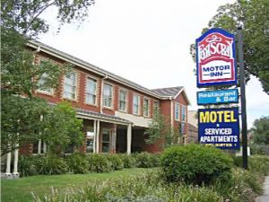 Footscray Motor Inn and Serviced Apartments - Accommodation Mount Tamborine