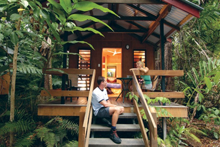Cape Tribulation  - Accommodation Mount Tamborine