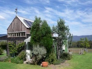 Runnymeade Garden Studio Bed and Breakfast - Accommodation Mount Tamborine