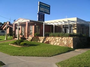 Golden Chain Murray River Motel - Accommodation Mount Tamborine
