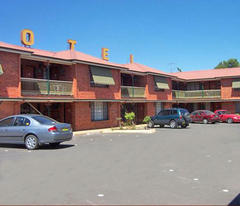 Poets Recall Motel - Accommodation Mount Tamborine