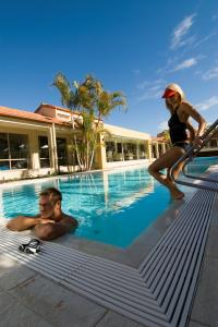 Noosa Springs Golf and Spa Resort - Accommodation Mount Tamborine