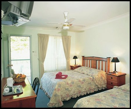 Miranda Lodge - Accommodation Mount Tamborine
