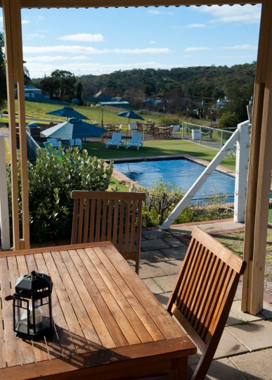 Clare Valley Motel - Accommodation Mount Tamborine