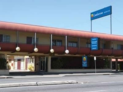 Comfort Inn Manhattan - Accommodation Mount Tamborine