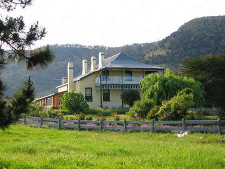 Stanton Bed and Breakfast - Accommodation Mount Tamborine