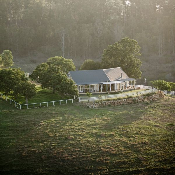Branell Homestead Bed and Breakfast - Accommodation Mount Tamborine