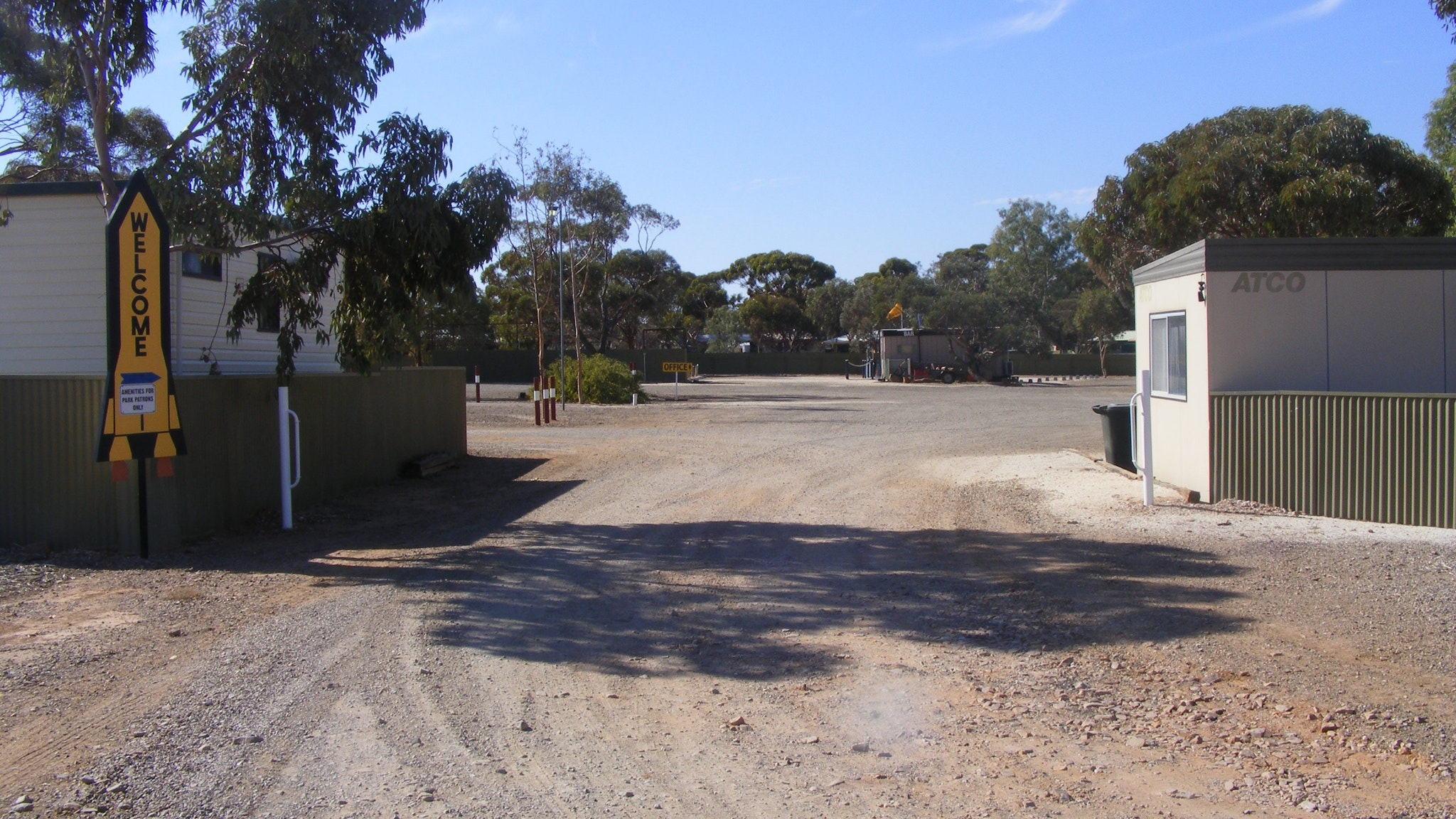 Woomera Traveller's Village and Caravan Park - Accommodation Mount Tamborine