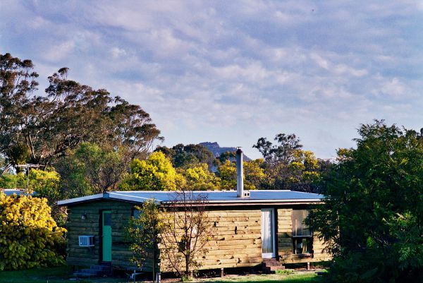 Mount Zero Log Cabins - Accommodation Mount Tamborine