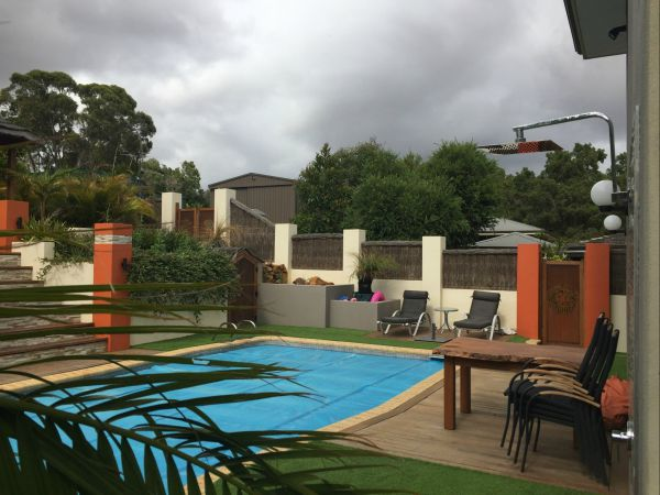 The Hideaway  Luxury Bed and Breakfast - Accommodation Mount Tamborine