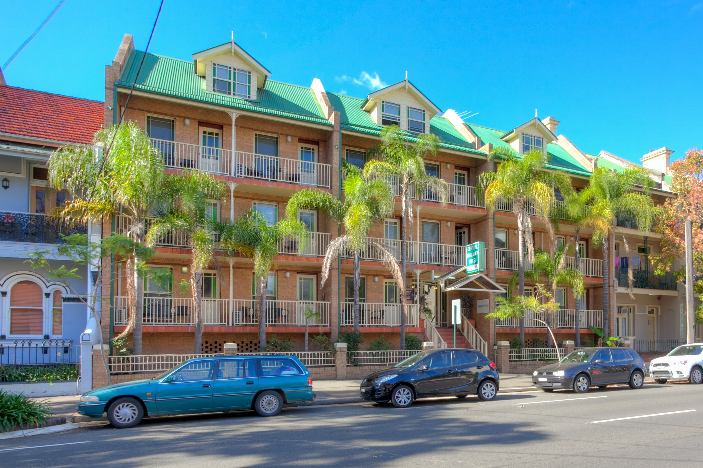Central Railway Hotel - Accommodation Mount Tamborine