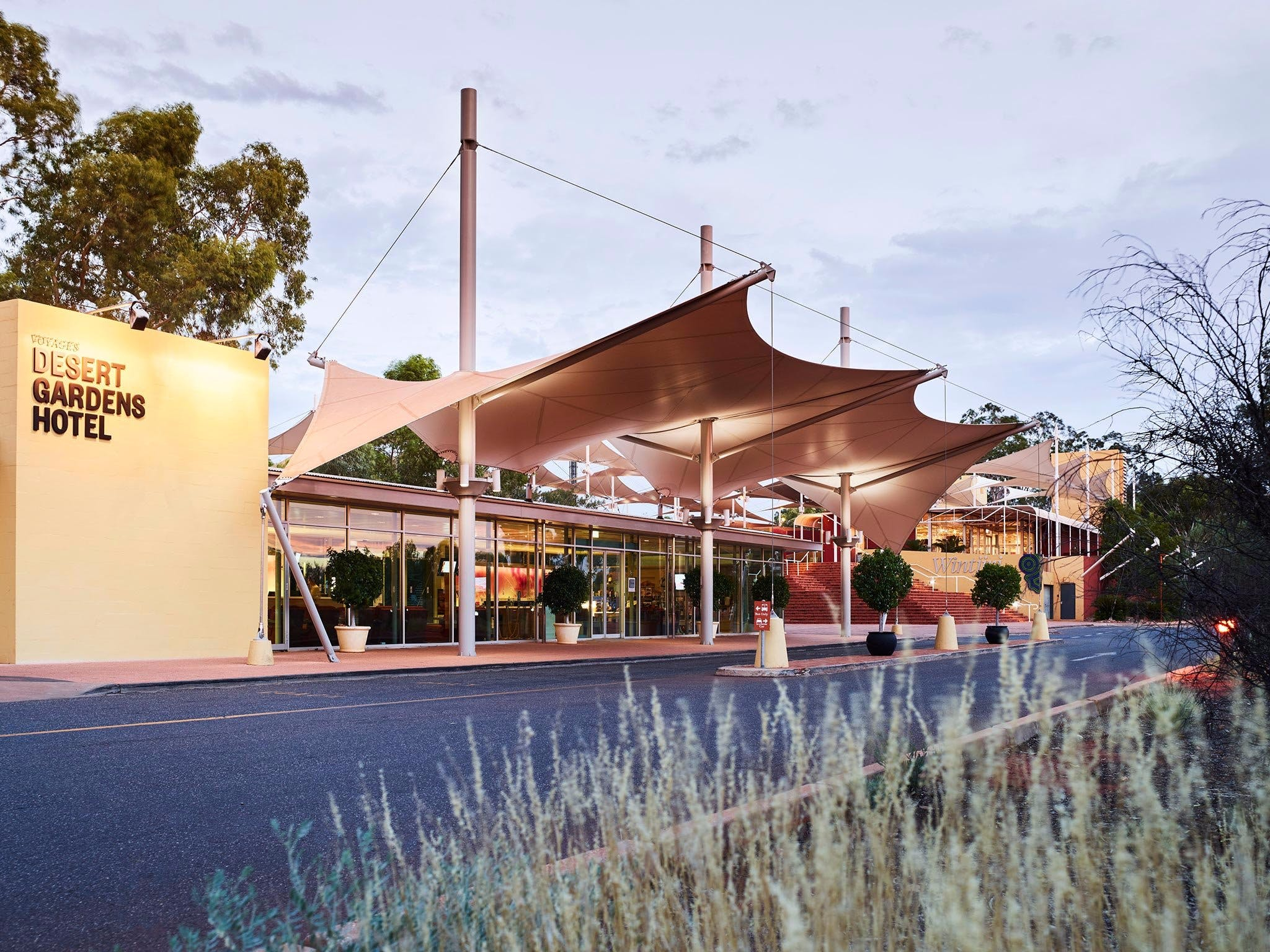 Desert Gardens Hotel - Accommodation Mount Tamborine