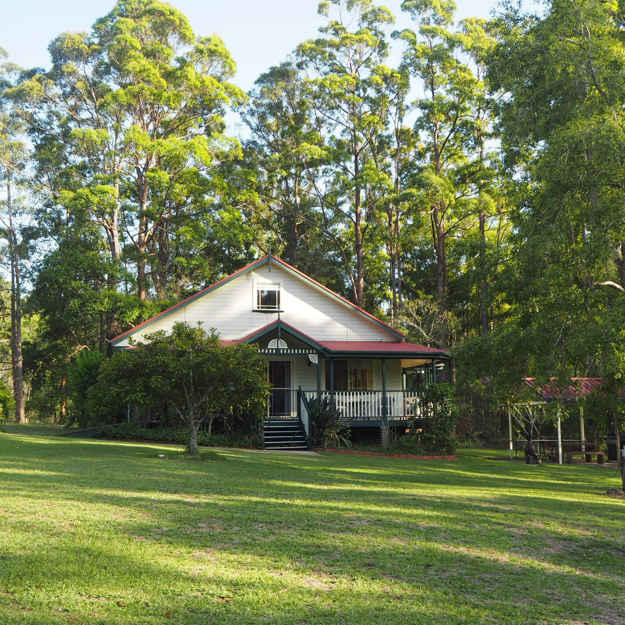 Telegraph Retreat Cottages - Accommodation Mount Tamborine