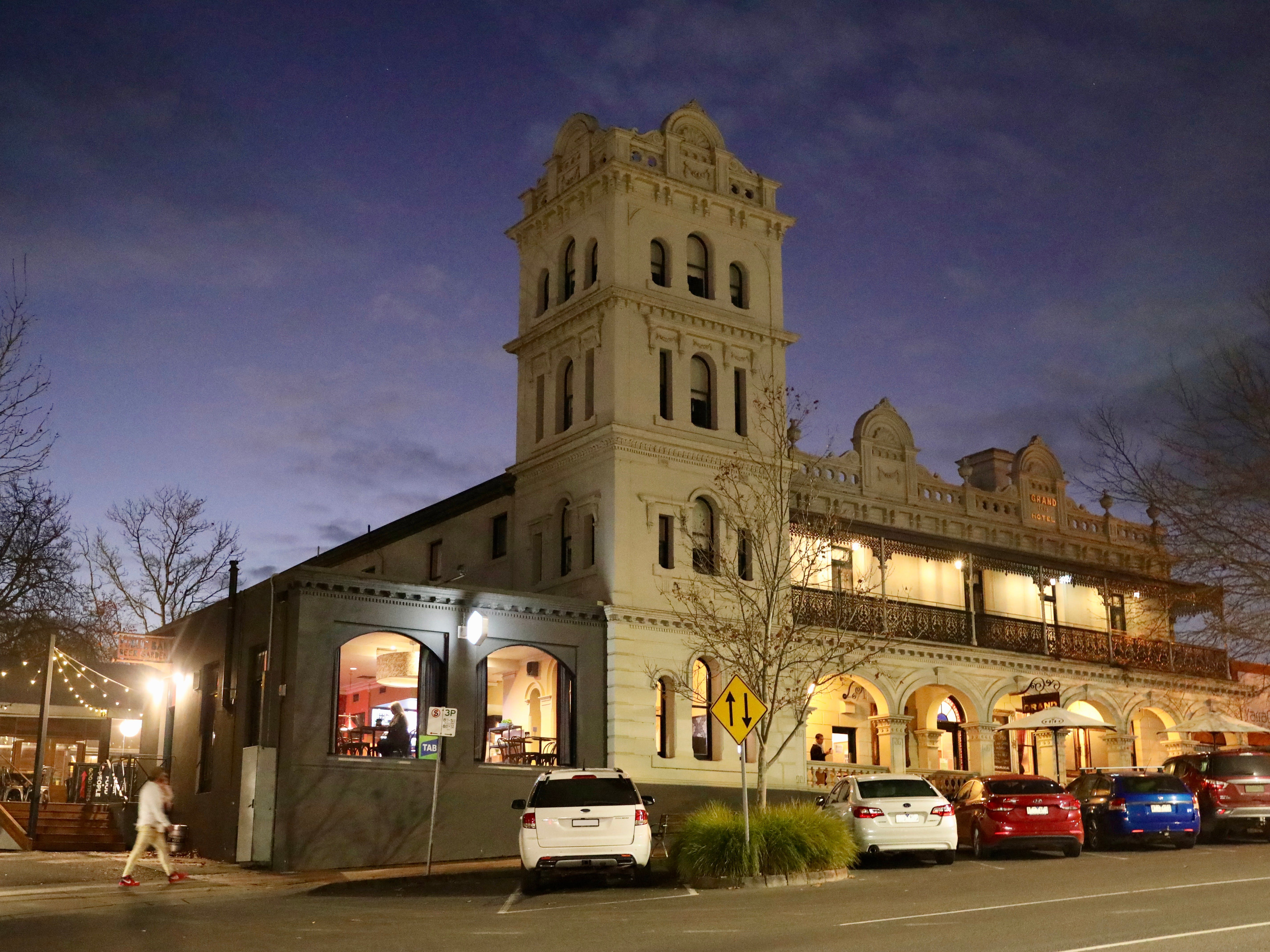 Yarra Valley Grand Hotel - Accommodation Mount Tamborine