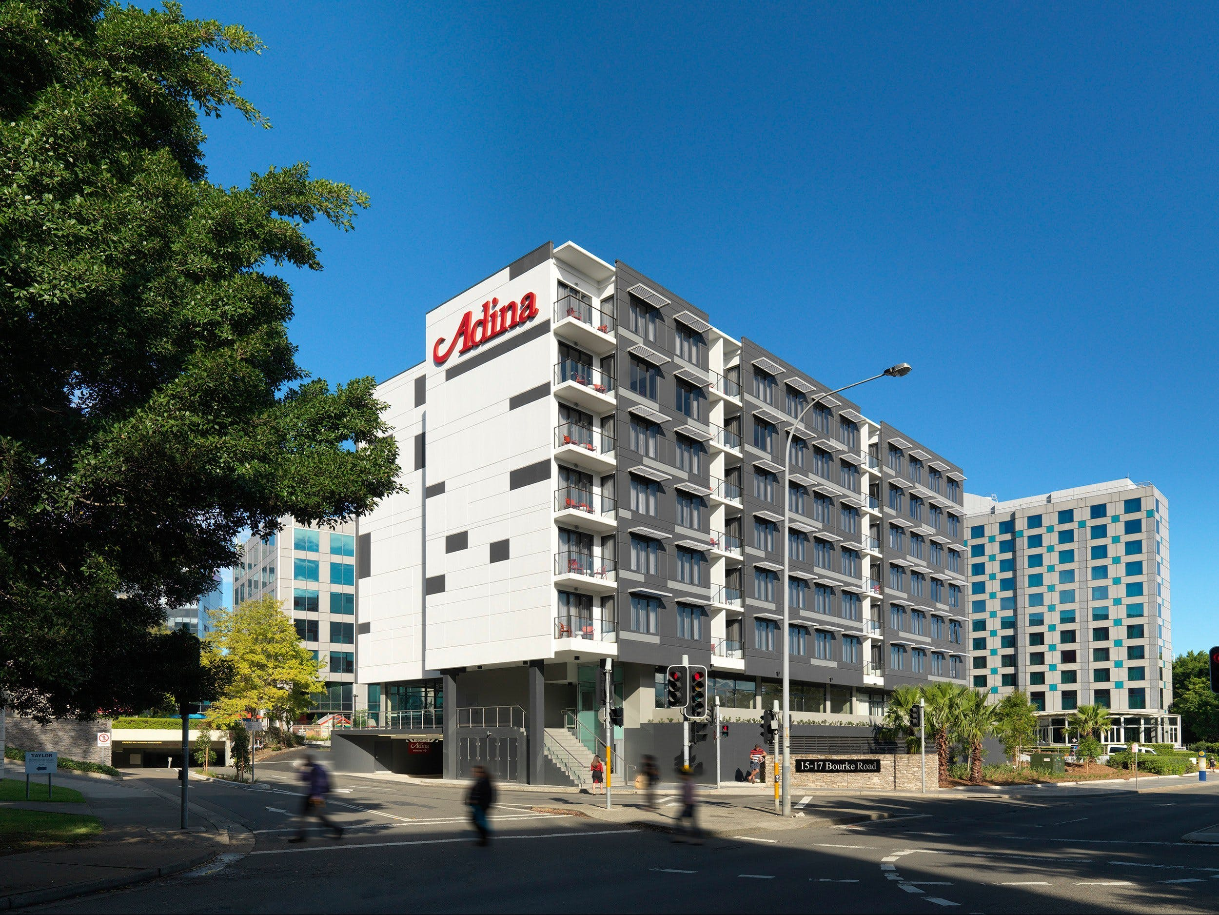 Adina Apartment Hotel Sydney Airport - Accommodation Mount Tamborine