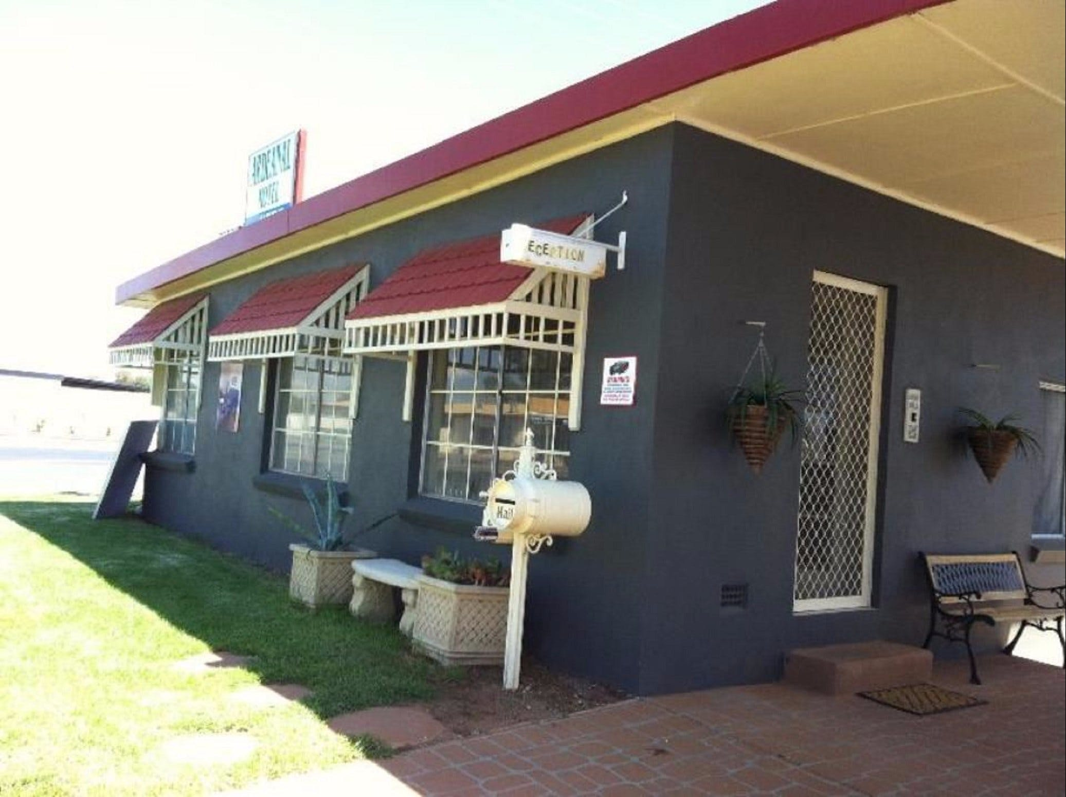 Ardeanal Motel - Accommodation Mount Tamborine