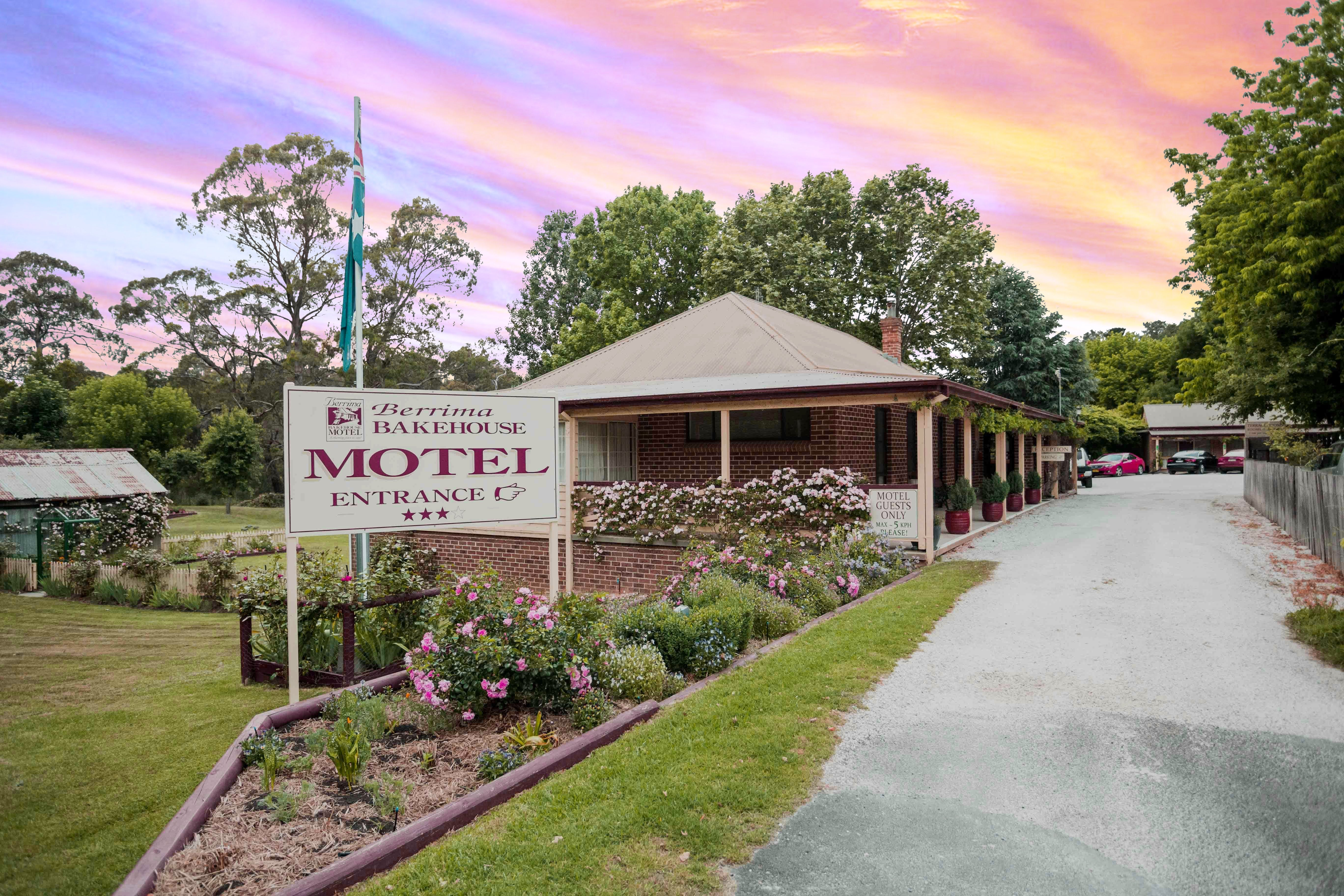 Berrima Bakehouse Motel - Accommodation Mount Tamborine