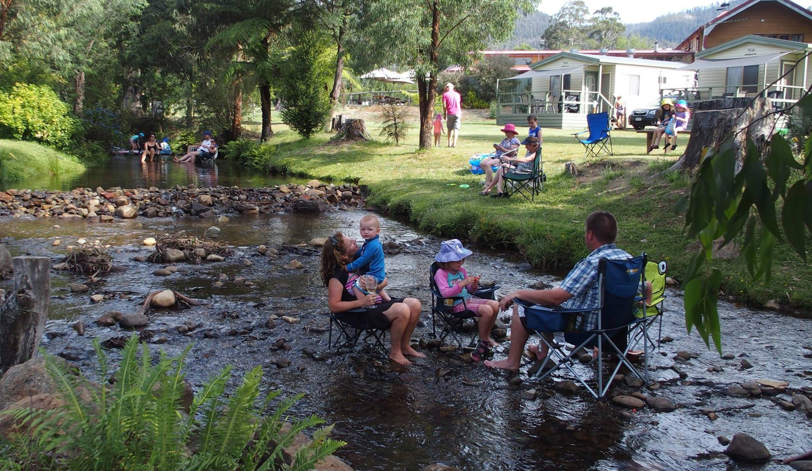Marysville Caravan and Holiday Park - Accommodation Mount Tamborine