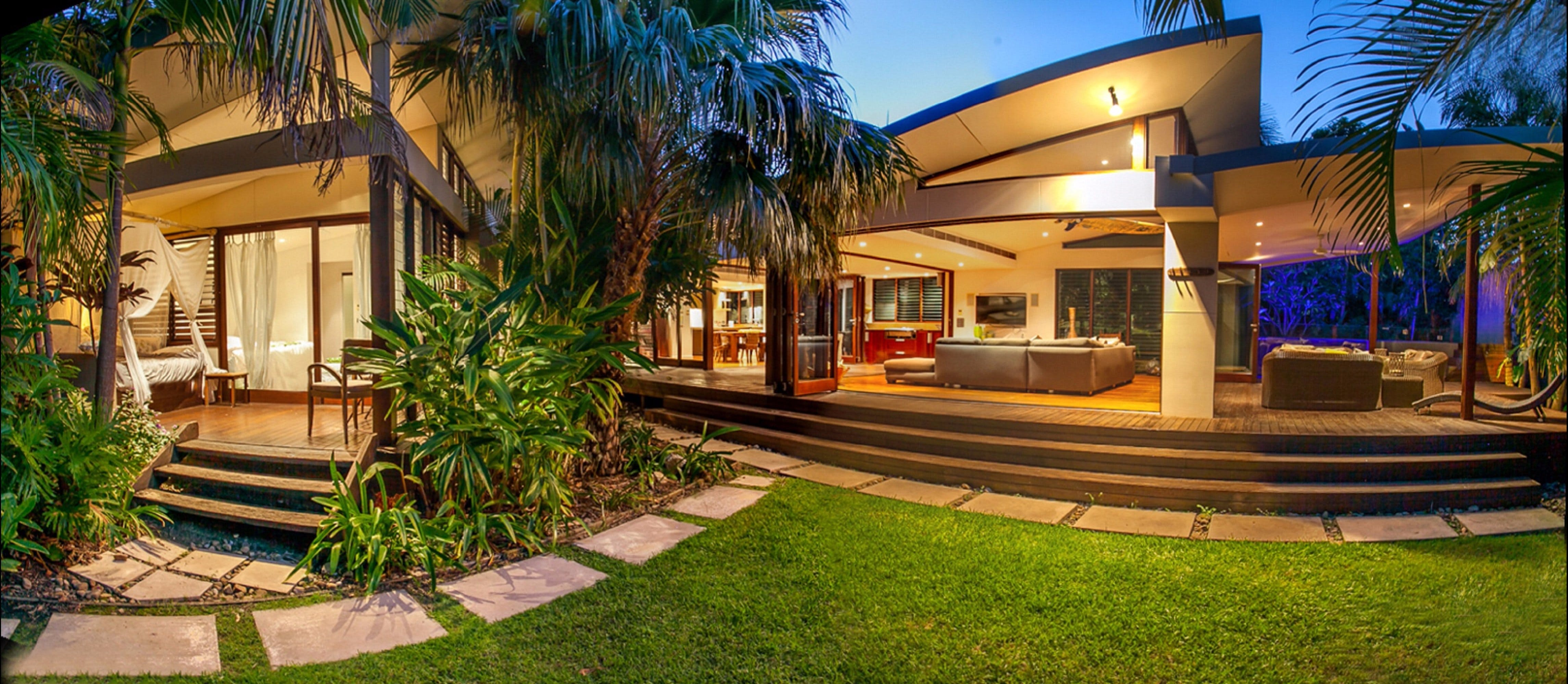 Pavilion Two at Broken Head - exclusive beachfront - Accommodation Mount Tamborine