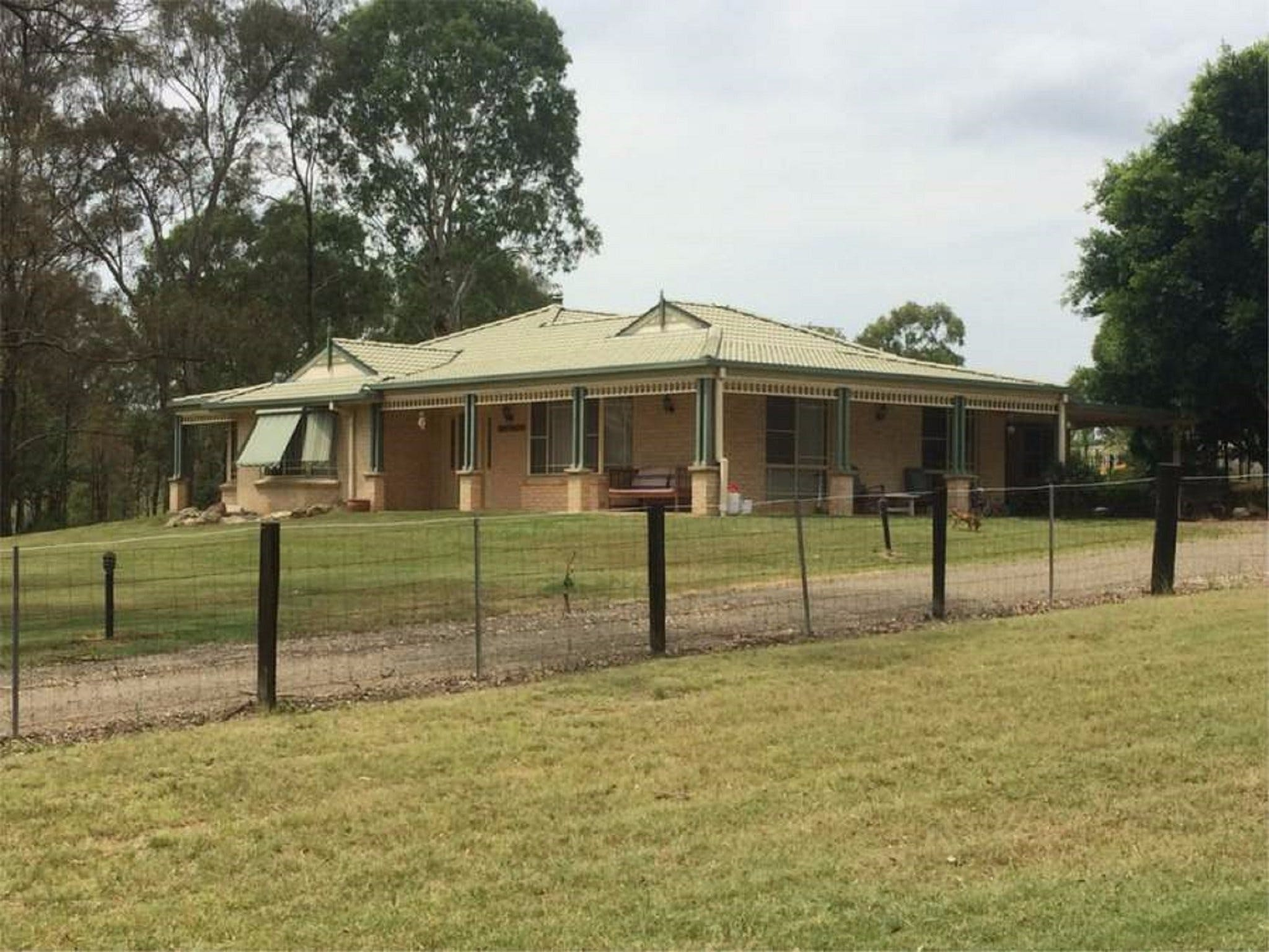 Merewether Homestead - Accommodation Mount Tamborine