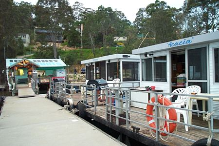 Clyde River Houseboats - Accommodation Mount Tamborine