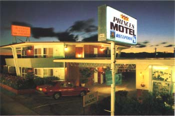 Princes Motel - Accommodation Mount Tamborine