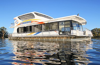 All Seasons Houseboats - Accommodation Mount Tamborine