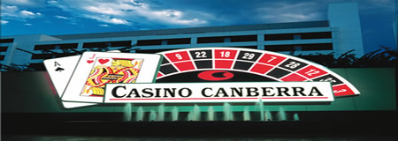Casino Canberra - Accommodation Mount Tamborine