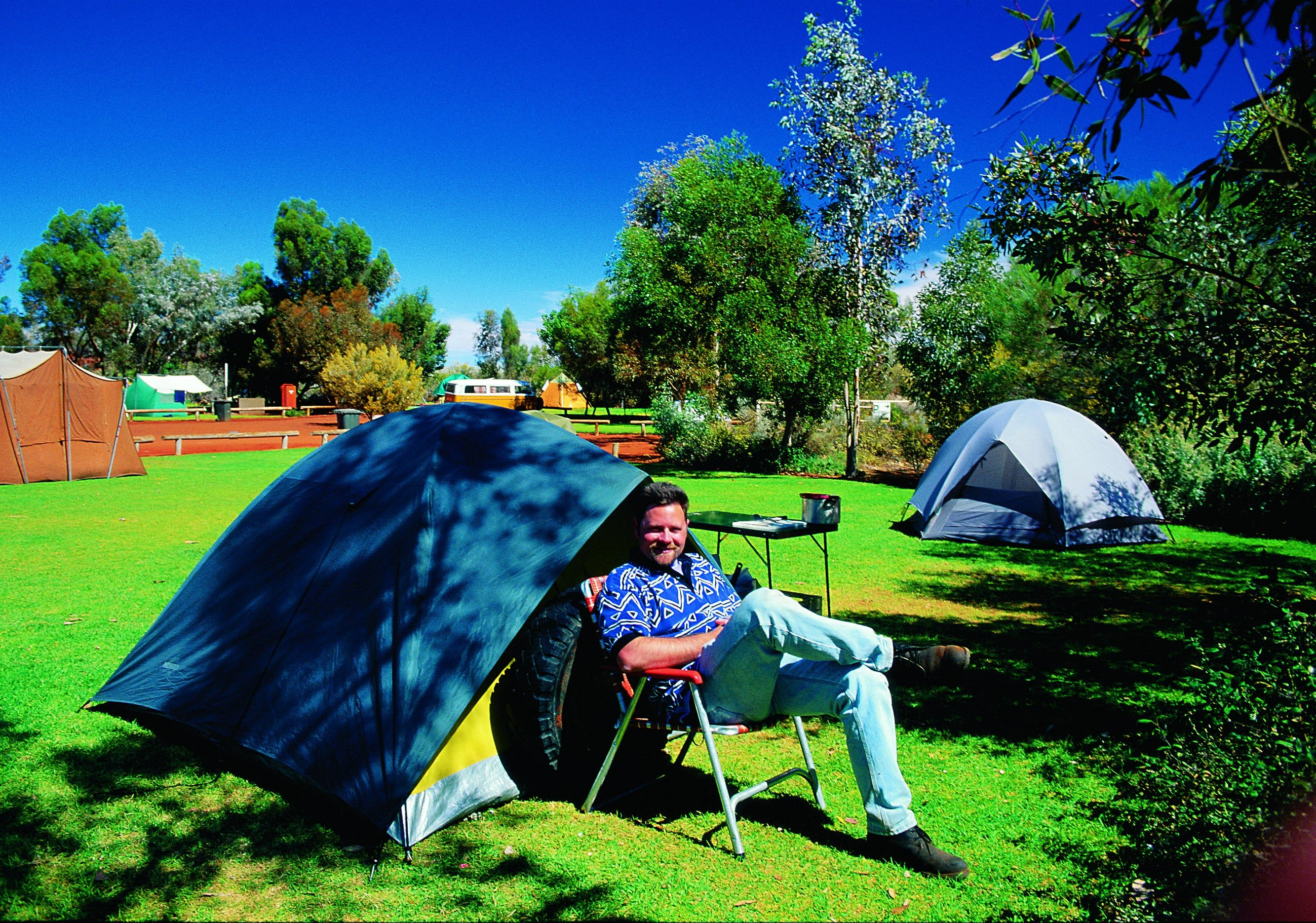 Ayers Rock Campground - Accommodation Mount Tamborine