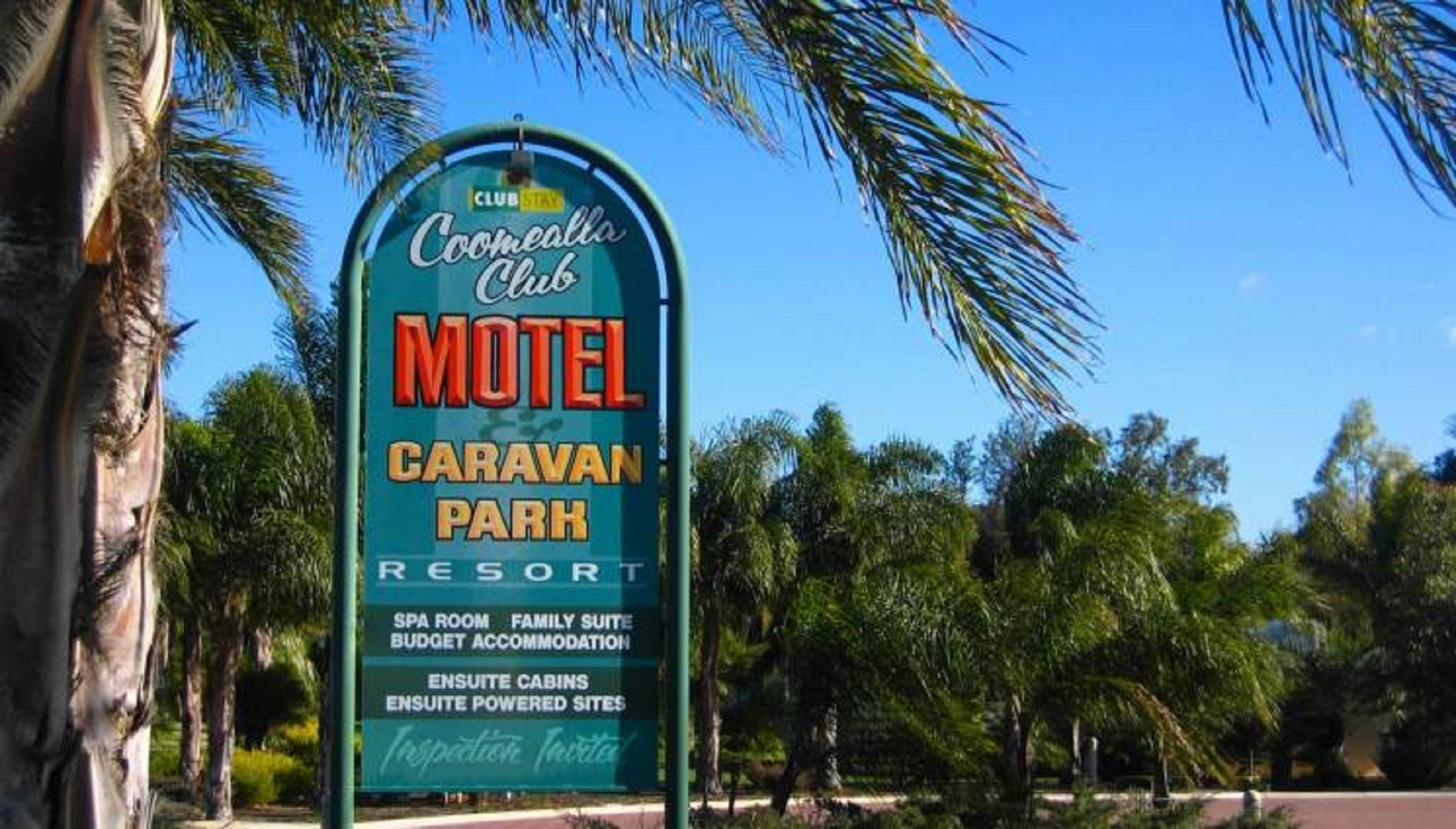 Coomealla Club Motel and Caravan Park Resort - Accommodation Mount Tamborine