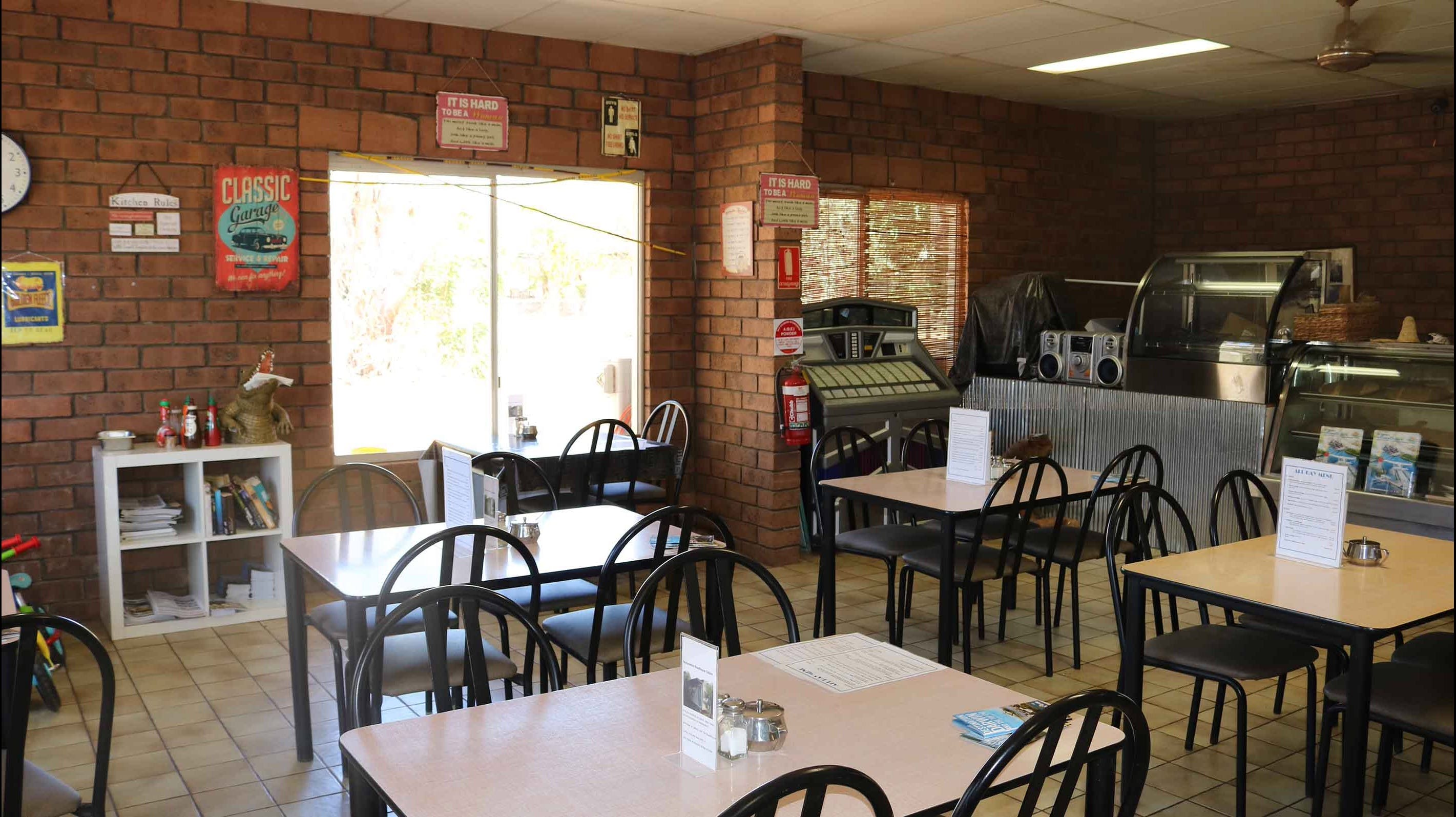 Mataranka Roadhouse and Cabins - Accommodation Mount Tamborine