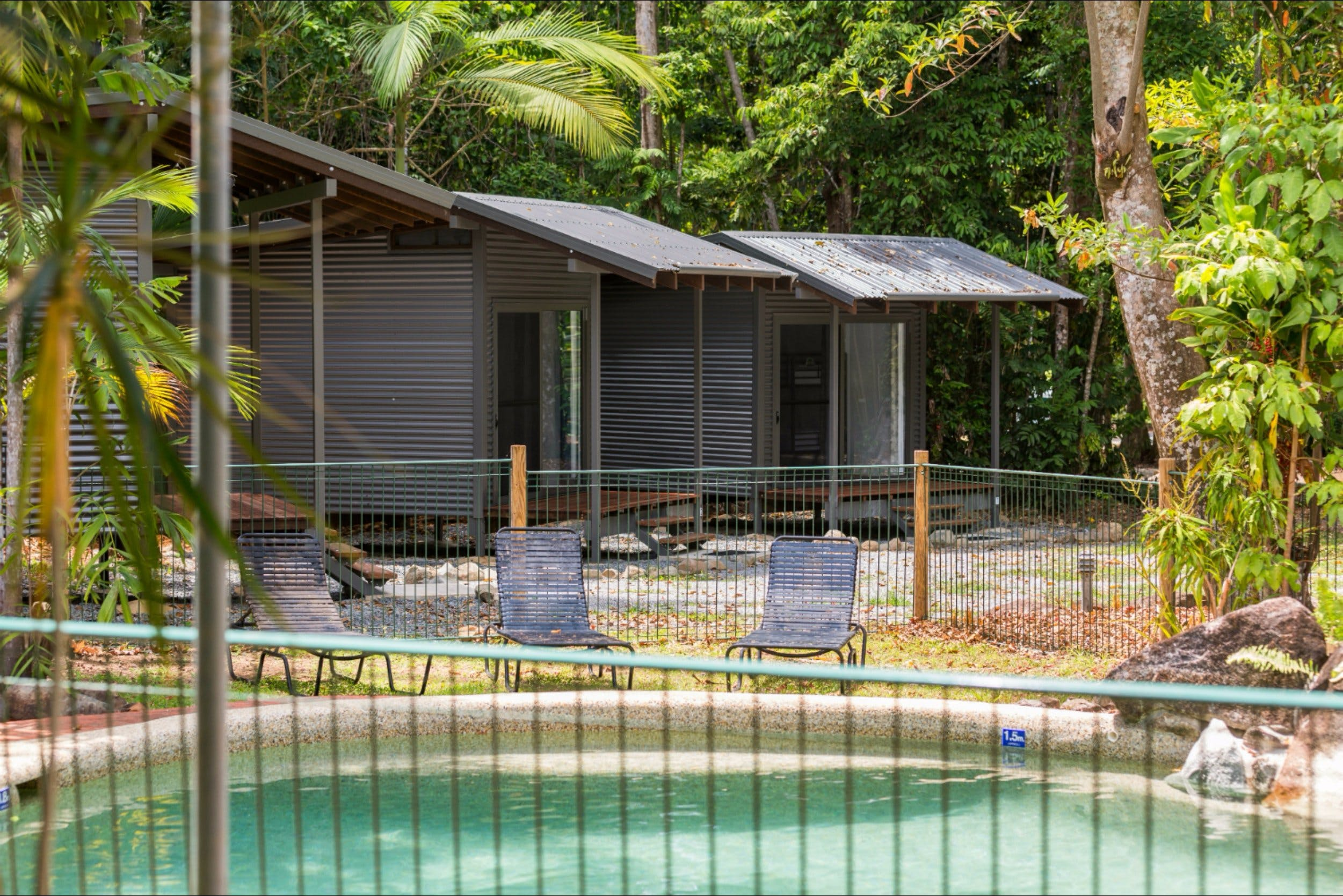 Safari Lodge - Accommodation Mount Tamborine