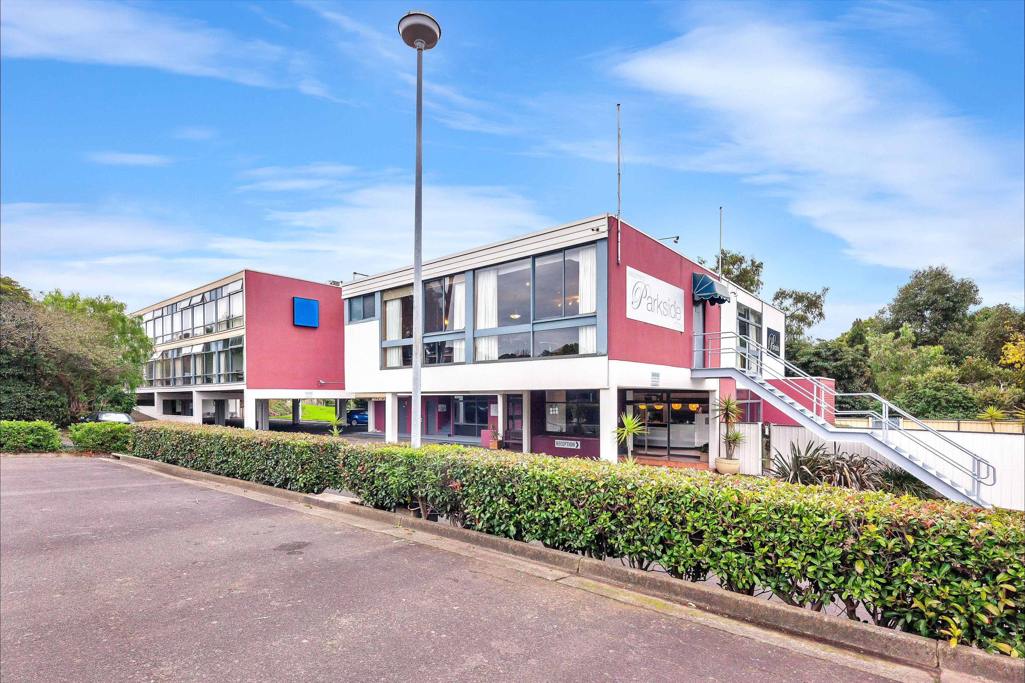 Parkside Motel Geelong - Accommodation Mount Tamborine