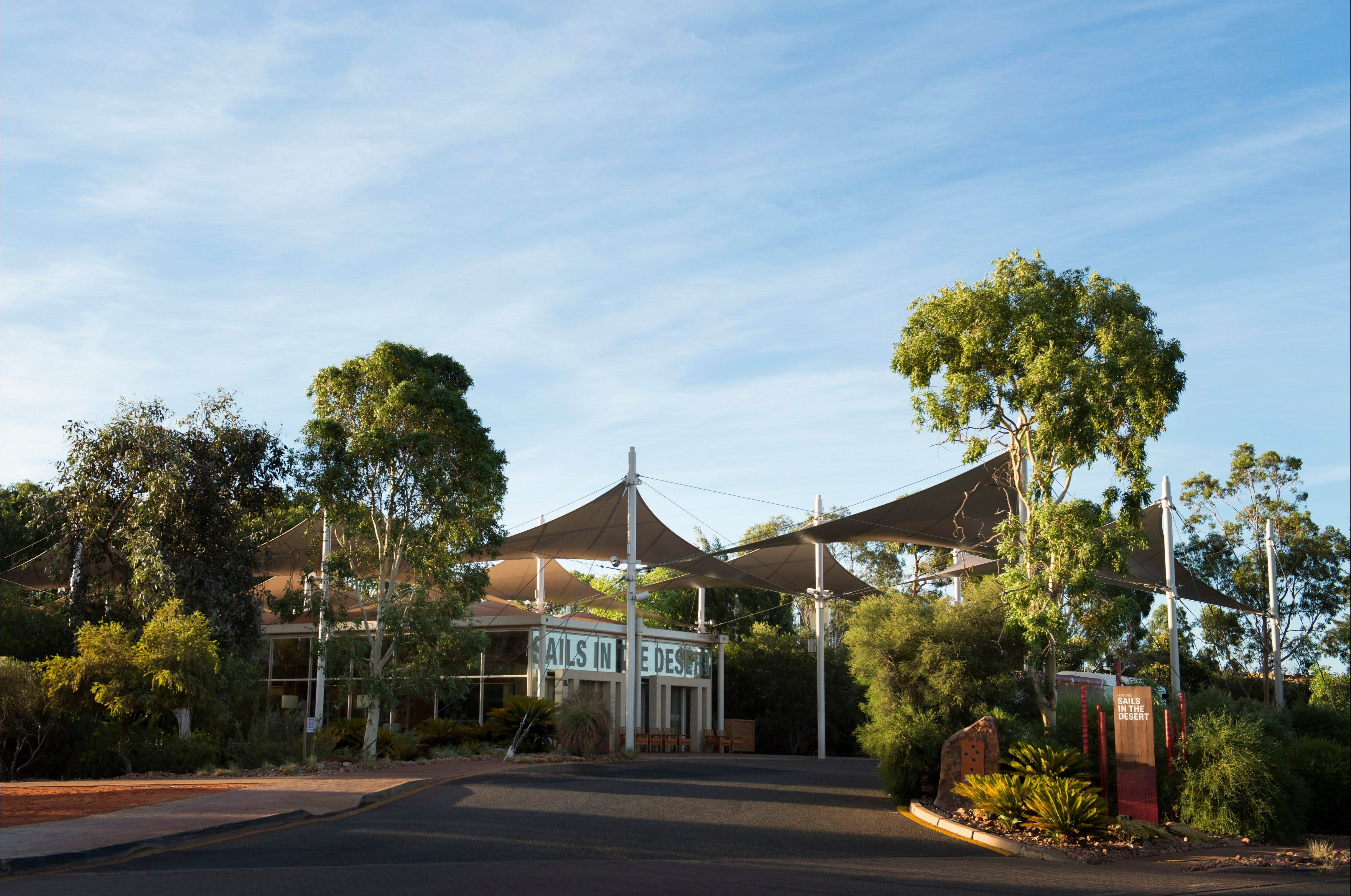 Sails in the Desert - Accommodation Mount Tamborine
