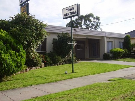 Bairnsdale Town Central Motel - Accommodation Mount Tamborine