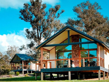 Yering Gorge Cottages and Nature Reserve - Accommodation Mount Tamborine