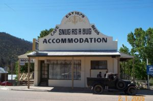Snug as a Bug Motel - Accommodation Mount Tamborine