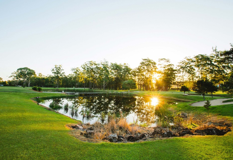 Tallwoods Golf Course and Resort - Accommodation Mount Tamborine