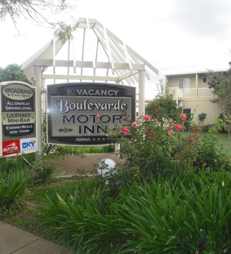 Boulevarde Motor Inn - Accommodation Mount Tamborine