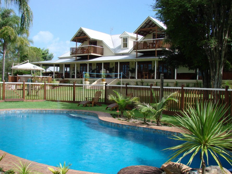 Clarence River Bed  Breakfast - Accommodation Mount Tamborine
