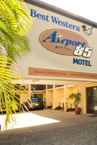 Best Western Airport 85 Motel - Accommodation Mount Tamborine