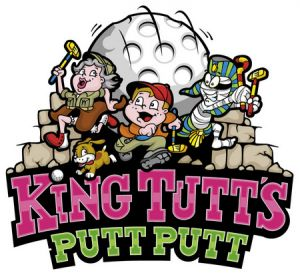 King Tutts Putt Putt - Accommodation Mount Tamborine