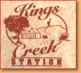 Kings Creek Station - Accommodation Mount Tamborine