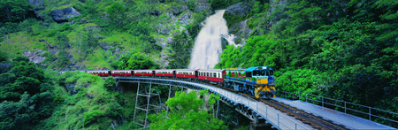 Kuranda Scenic Railway - Accommodation Mount Tamborine