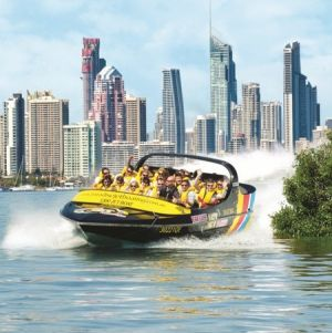 Paradise Jetboating - Accommodation Mount Tamborine