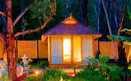 Japanese Mountain Retreat - Accommodation Mount Tamborine