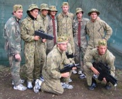 Challenge Paintball  Laser Skirmish - Accommodation Mount Tamborine