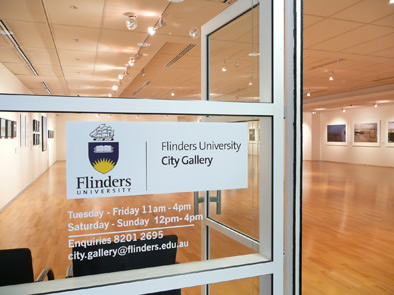 Flinders University City Gallery - Accommodation Mount Tamborine