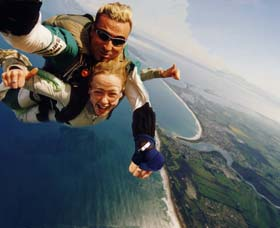 Skydive Melbourne - Accommodation Mount Tamborine