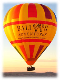 Balloon Adventures Barossa Valley - Accommodation Mount Tamborine